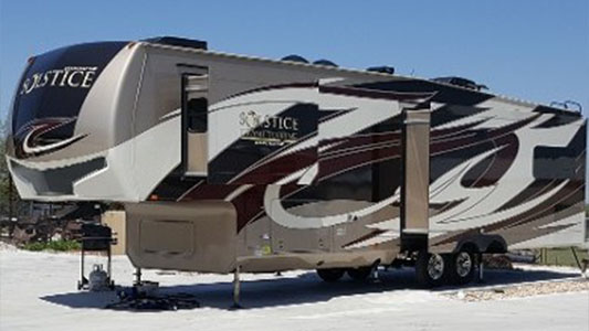 Recreational Vehicle | RV Resort in Cleburne, TX